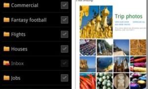 Lanzamiento de la aplicación Hotmail para Kindle Fire