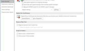 ¿Qué es el cifrado de correo electrónico y cómo se cifran los mensajes de correo electrónico?