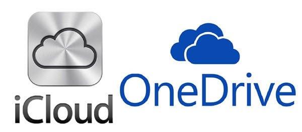 iCloud vs OneDrive - ¿Qué es mejor? Una comparación.