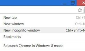 Cómo iniciar la navegación privada en Edge, Firefox, Chrome, Internet Explorer, Opera