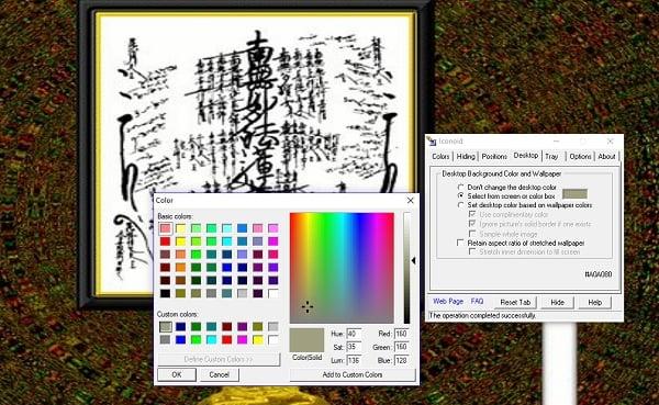 Iconoid le ayuda a administrar mejor sus iconos de escritorio de Windows 3
