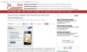 Diferencia entre la aplicación Internet Explorer y la versión Desktop en Windows 8