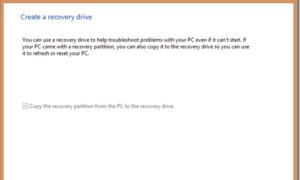 Reparación del registro maestro de inicio (MBR) en Windows 10/8/7