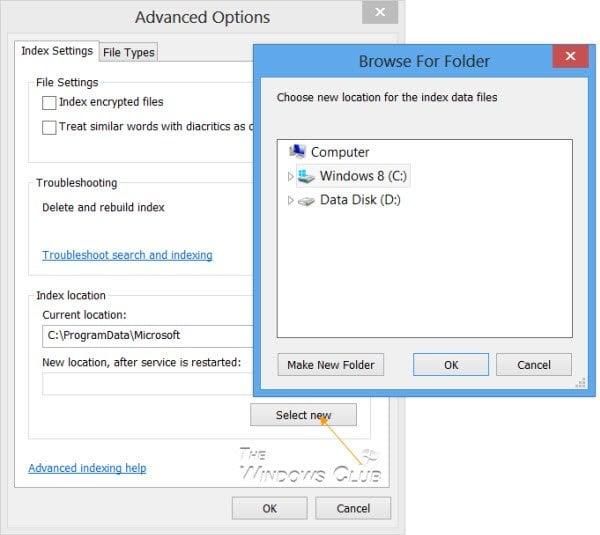 Qué es el archivo Windows.edb en Windows 10/8/7