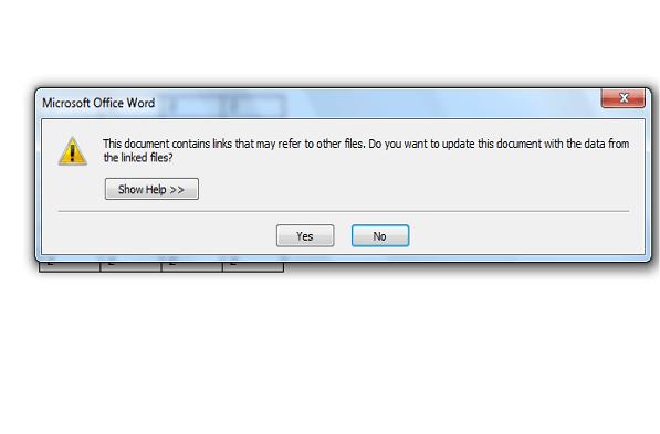 Cómo insertar una hoja de cálculo Excel en un documento de Word 3