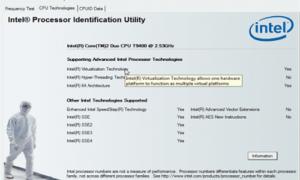 Compruebe si su procesador Intel o AMD es compatible con Hyper-V utilizando estas herramientas