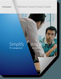 Descargar la guía de productos de Windows Intune