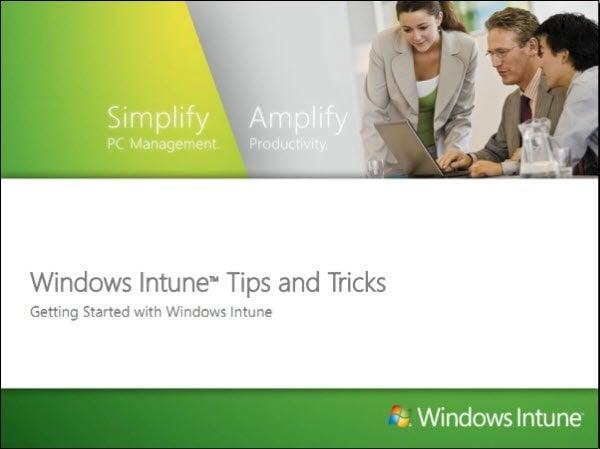 Guía de consejos y trucos de Windows Intune