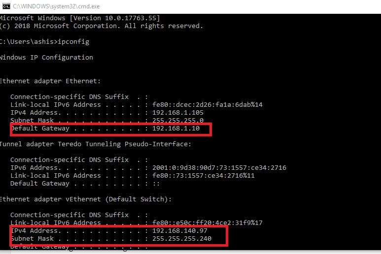 Crear un servidor FTP en Windows 10 al que se pueda acceder a través de una red externa 1