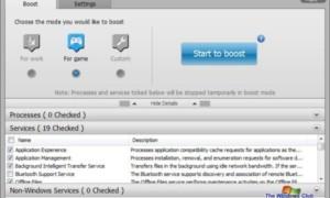 JetClean: Limpiador y optimizador de chatarra gratuito para Windows 7