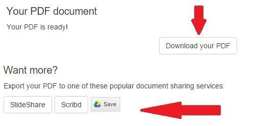 Cómo convertir un archivo JPG a un archivo PDF en línea gratis 2