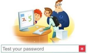 Compruebe la seguridad de la contraseña con el sitio web de Kaspersky Online Password Strength Checker