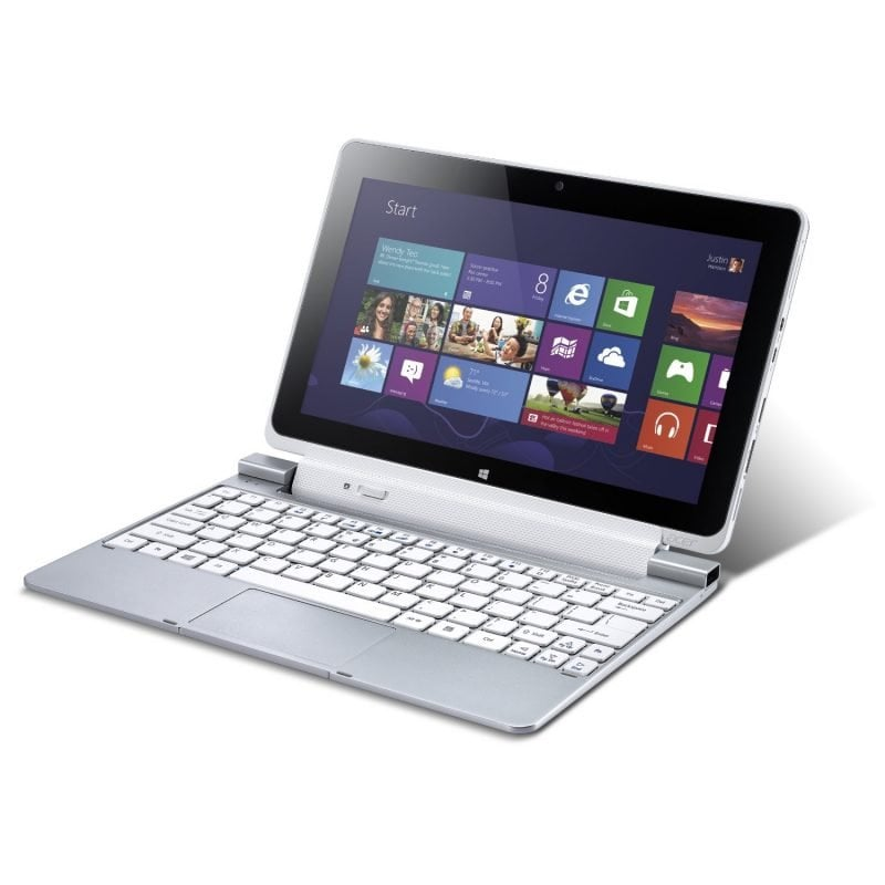 Acer Iconia W510 Windows 8 Tablet Especificaciones y precio