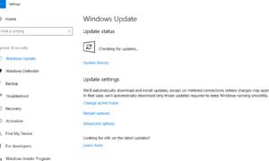 Evitar que Windows 10 se actualice con Kill-Update