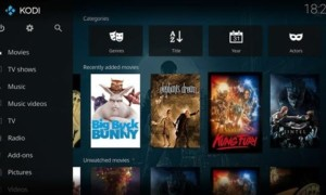 KODI para Windows: Reproductor multimedia gratuito y centro de entretenimiento