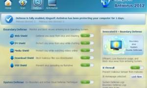 Kingsoft Antivirus : Freeware Anti Virus para Windows