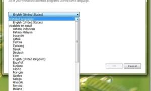 Windows Essentials 2012: Enlaces de descarga para 48 idiomas