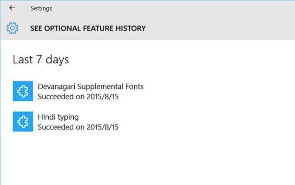 Cómo instalar y desinstalar idiomas en Windows 10 6