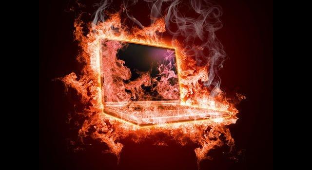 Explosión de la batería de teléfonos móviles y portátiles - Razones y prevención