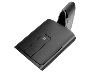 Lenovo Dual Mode WL Touch Mouse N700: Ratón Bluetooth inalámbrico y puntero láser