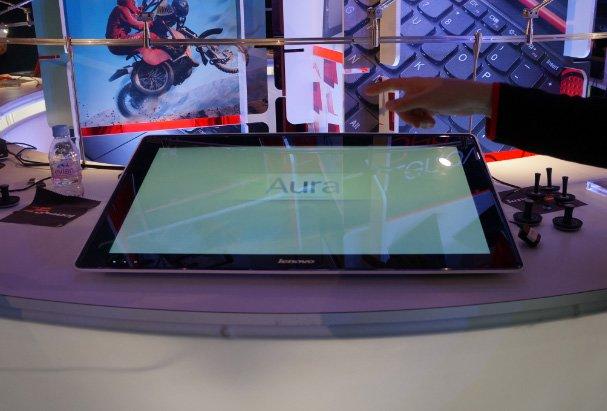Lenovo IdeaCentre Horizon Tablet PC - Innovador ordenador interpersonal 1