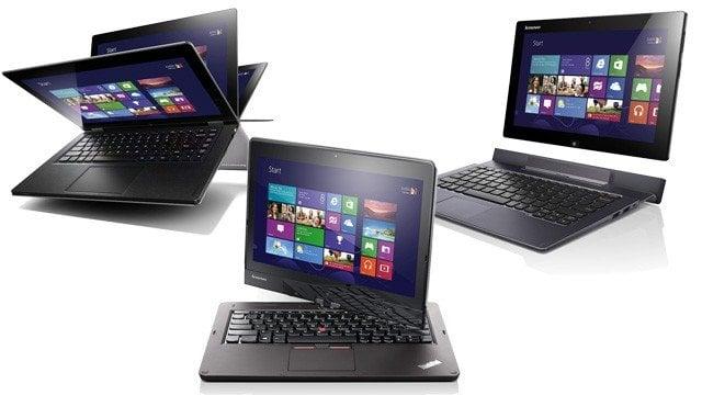 Lenovo ThinkPad Twist S230u: Impresiones de un convertible de Windows 8