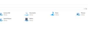 Cómo usar las bibliotecas de Windows de forma eficaz en Windows 10