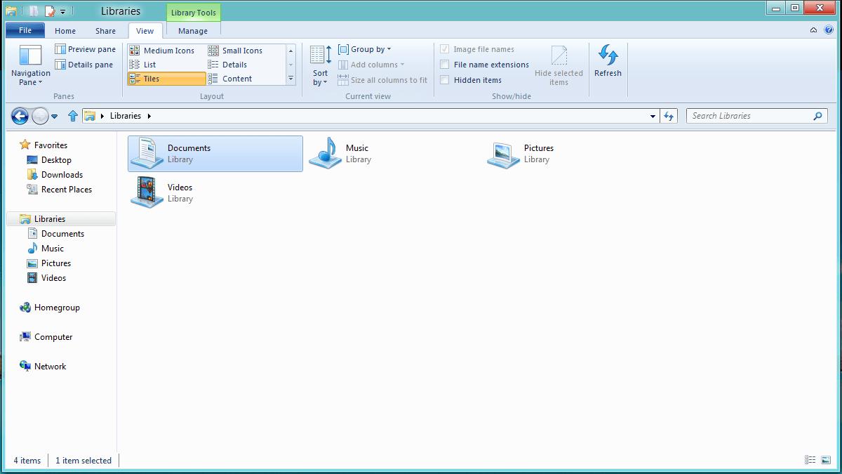 Windows 8 : Primeras Impresiones Parte 1