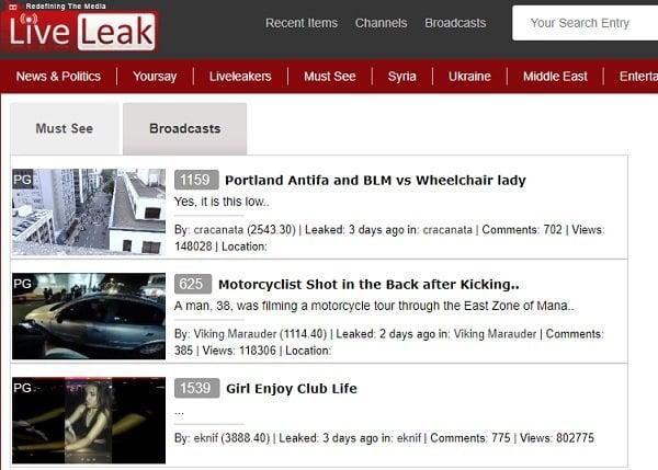 Lista de los mejores sitios web para compartir vídeos gratuitos 6