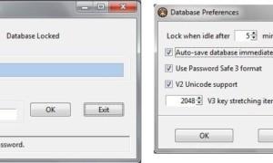 Password Gorilla: Un gestor de contraseñas gratuito para Windows 7