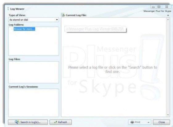 Graba videollamadas y enriquece la experiencia de chat con Messenger Plus! para Skype 3