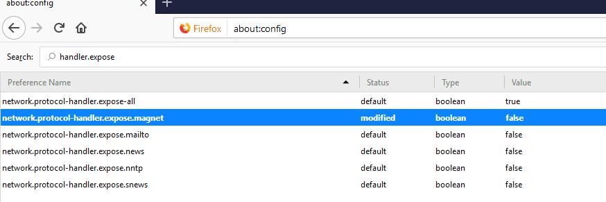 Qué es un enlace Magnet y cómo abrir enlaces Magnet en un navegador