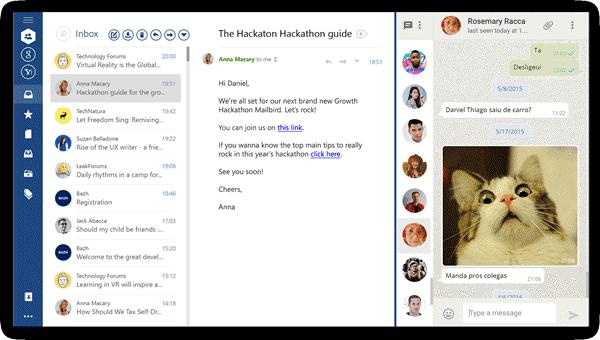 MailBird: Cliente de correo de Windows para administrar varias cuentas de correo electrónico IMAP y POP