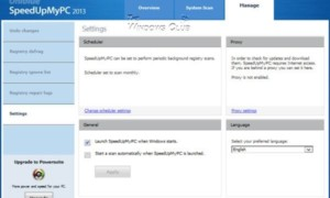 Uniblue SpeedUpMyPC Revisión y Descarga