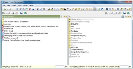 Comandante libre: Administrador de archivos alternativo gratuito para Windows 10/8/7 1