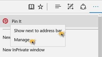 Cómo instalar Extensiones en el navegador Microsoft Edge 7