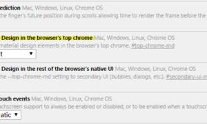 Cómo habilitar o deshabilitar Google Chrome Material Design en un PC con Windows