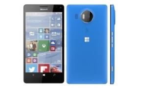 Una ejecución de Microsoft Windows 10 Mobile Build 10549
