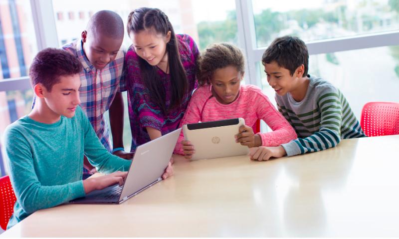 Aula de Microsoft: Un centro para que estudiantes y profesores interactúen