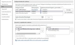 Cómo cambiar el idioma en Microsoft Office 2016