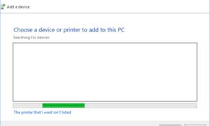 Imprima a PDF en Windows 10 sin usar ningún software