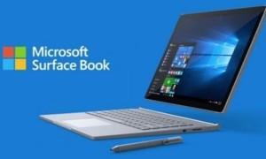 Surface Book no reconoce el Touchpad y el Teclado