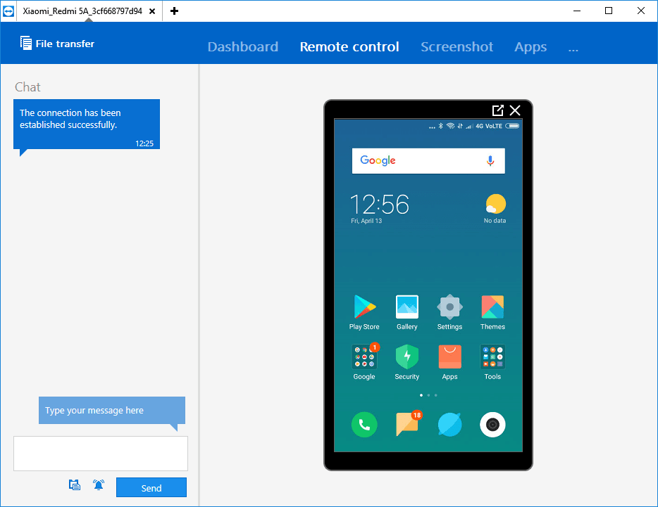 Cómo reflejar la pantalla de Android en un PC con Windows