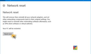 Las aplicaciones de Windows Store no pueden conectarse a Internet