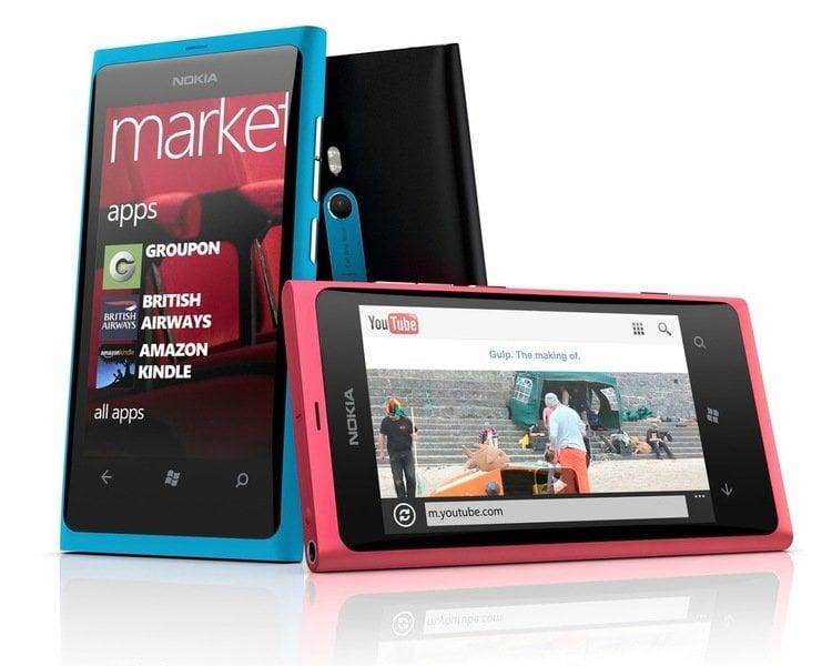 Gana un Nokia Lumia 800 desarrollando una sola aplicación para Windows Phone 7.5