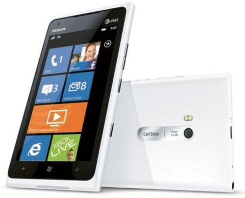 Nokia Lumia 900 Specs, Revisión, Características, Precio, Fecha de lanzamiento