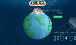 ¿Dónde está Santa Claus ahora mismo? Los sitios web de Santa Claus Tracker le ayudarán a