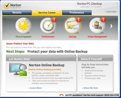 ¿Podemos confiar realmente en Norton PC Checkup Tool! 8