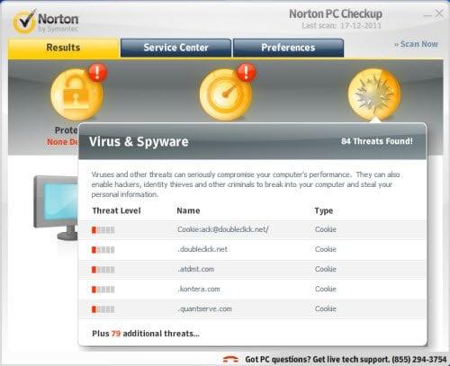 ¿Podemos confiar realmente en Norton PC Checkup Tool! 4