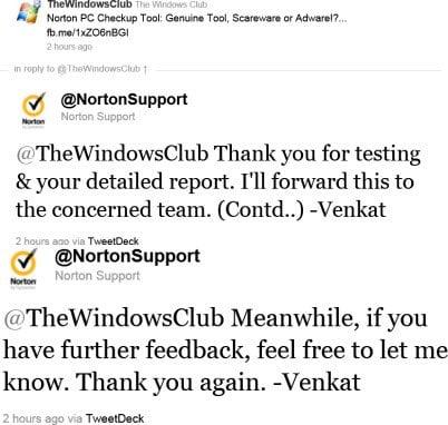 ¿Podemos confiar realmente en Norton PC Checkup Tool!